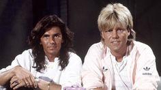 Thomas Anders und Dieter Bohlen, die Stars der 80er Jahre. (Quelle: imago)