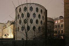 MELNIKOV HOUSE | Konstantin stepanovich melnikov