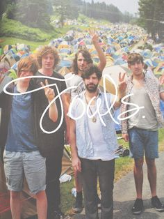 <3 can't wait to see them at Bonnaroo