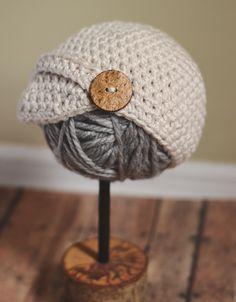 Crochet Newsboy Hat. Inspiration Image Only. Eva · Recién nacido 449778df970