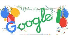 Happy 18th Birthday Google... i'll be 'lost' without u aka my email my blog my cloud storage & lots more! Best wishes! #google #birthday #wishes
