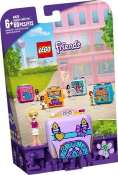 Creative Play, Creative Gifts, Cubes, Jouer Du Piano, Construction Lego, Lego Friends Sets, Cadeau Surprise, Lego Toys, Rabbit Toys