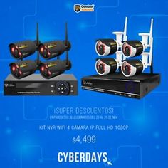 Kit, Control, Ip Camera, Security Systems, Taken Advantage Of, November, Products