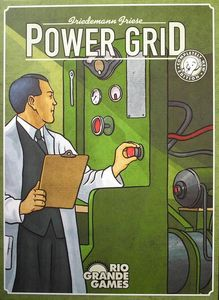 Power Grid | Board Game | BoardGameGeek NOT the Deluxe Version