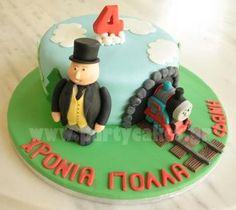 τούρτες με ζαχαρόπαστα
