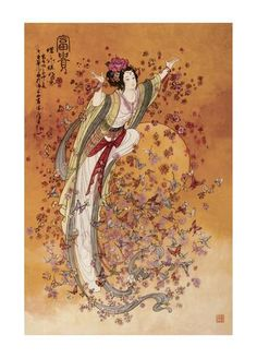 Goddess Of Wealth Prints - AllPosters.co.uk