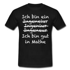 Ingenieur T-Shirt | Spreadshirt | ID: 25880396