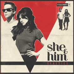 i'm THRILLED to be hosting an exclusive pre-release stream of Classics, the new album by She & Him!