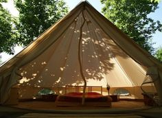 Beautiful Bell Tents in Portugal - Tendas para Alugar em Vale,                                                                                                                                                     Mais