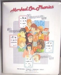 Hooked On Phonics Cassettes Books & Flash Cards All Ages   Home & Garden, Kids & Teens at Home, Educational Materials   eBay!