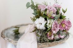 Winterliche Brautsträuße - Blumenkunst als Accessoire