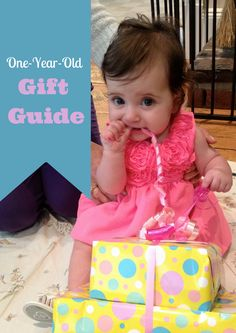 Gift Guide for a 12-Month-Old - Little List