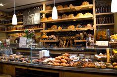 It's Complicated- Bakery, Cafe Bakery Cafe, Bakery Design, Cafe Design, Set Design, Design Ideas, Its Complicated House, Cute Bakery, Small Bakery, Cupcake Bakery