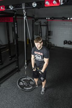 Spud Inc Econo Tricep and Lat Pulley | Rogue Fitness