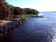 Rio Paraguai Pesca Barcos Pantanal foto:Kp