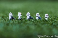 Star Wars™ LEGO® Stormtrooper Photograph 'Marching by JodexPhoto $7.00 for digital print.