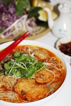 Welcome to Eatlover Kitchen: BÚN CHẢ CUA
