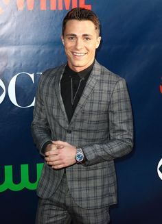 People To Obsess Over — Colton Haynes