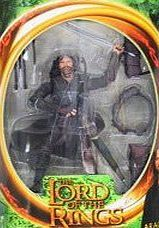 Toy Biz Aragorn action figure Lord of the Rings 6 Inches Tall (Barcode EAN = 0035112810636). http://www.comparestoreprices.co.uk/december-2016-week-1-b/toy-biz-aragorn-action-figure-lord-of-the-rings.asp