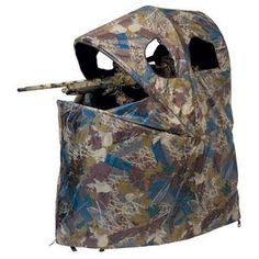 Hunter Hank Pop Up Hunting Blind Hunters Hunting And