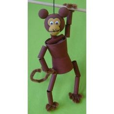 DIY Puppets (Childrens Toys) - made from recycled materials: Amazon.co.uk: Kitchen & Home