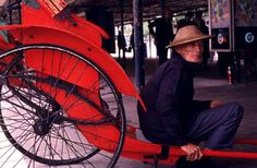Red Rickshaw, Hong Kong