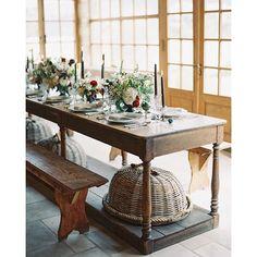 Gorgeous table design by the crazy talented @joyproctor @amyosabaevents and @writtenwordcalligraphy with @foundrentals @richardphotolab for #kurtboomerworkshops #film by kurtboomerphoto
