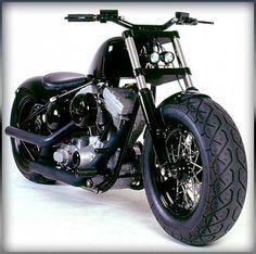 Las motos chopper