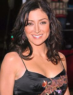 sasha alexander - miss her on NCIS but <3 her on Rizzoli & Isles