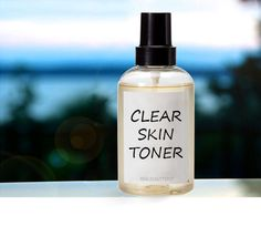 Use this homemade toner for smoother, brighter and healthier skin. Malic and lactic acids found in the apple cider vinegar...
