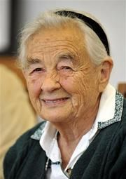 """Maria von Trapp, 99, dies in Vermont Maria von Trapp, a member of the musical family whose escape from Nazi-occupied Austria was the basis for """"The Sound of Music,"""" has died, her brother said Saturday.  Von Trapp, 99, died at her home in Vermont on Tuesday, Johannes von Trapp said.  """"She was a lovely woman who was one of the few truly good people,"""" he said. """"There wasn't a mean or miserable bone in her body. I think everyone who knew her would agree with that."""""""
