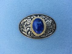 Sodalite belt buckleBlue belt buckle.Cowgirl,Rodeo,Petite,belt buckle,Genuine sodalite,South - West,,Free shipping,Christmas gift