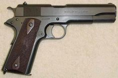 The Colt 1911 was my first issued sidearm in the Army. Such a great gun.