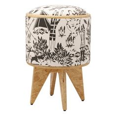 Stool Cotton V, $249, now featured on Fab. Hmmm... maybe add a few little chairs and for a pint sized drawing table.