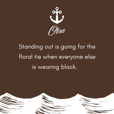 Don't be the guy who's too afraid to stand out- florals and paisleys were made to be admired. Motivational Photos, Style Fashion, Mens Fashion, Everyone Else, Wearing Black, Floral Tie, Florals, Paisley, Menswear