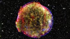 Astronomers Detect Possible Progenitor of Type Ia Supernova