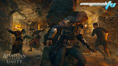 El esperado juego Assassins Creed Unity esta por llegar, y acá encuentras los Requerimientos de Sistema para PC Oficiales y el trailer tecnologico de Nvidia