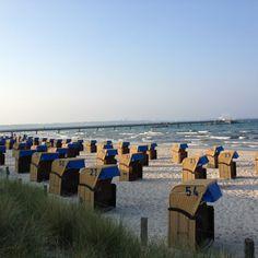 *Scharbeutz an der Ostsee (oh the memories)