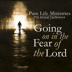 "Today is the last day to register for our 2017 Annual Conference ""Going on in the Fear of the Lord."" Sign-up now https://conference.purelifeministries.org/"