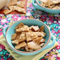 The perfect Almond Brittle and Praline - Learn how to make the most ...