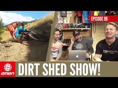 What Does 2017 Have In Store For Mountain Biking? | Dirt Shed Show Ep. 96 - VIDEO - http://mountain-bike-review.net/news-info-tips/what-does-2017-have-in-store-for-mountain-biking-dirt-shed-show-ep-96-video/ #mountainbike #mountain biking