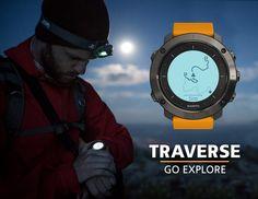 Suunto Traverse Instinto y aventura. #GoExplore