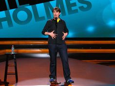 """Pete Holmes thinks it sucks to be a kid.       """"Dylan, You just had a banana!"""""""