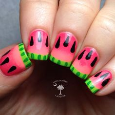 Instagram media by lowcountrylacquer  #nail #nails #nailart