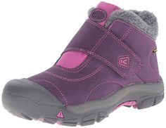 KEEN Kootenay WP Winter Boot (Little Kid/Big Kid) ** Startling review available here  : Girl's boots