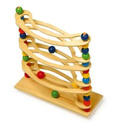 Circuito de madera de pista de bolas Flexible. Ref Berlín 124470 , Juguetes online, Feber, Injusa, maquetas, puzzles y juguetes de madera