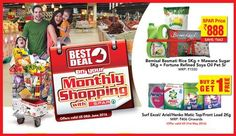 #MonthlyShoppingWithSPAR  Monthly shopping at SPAR sure saves time and money. Do make a list of the things you require, which needs to be updated continually. More importantly you will spend less and save more on the special deals available at SPAR India stores till June 8th. Try monthly shopping and discover smart shopping on a smaller budget.