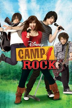 Camp Rock - Disney Channel flashback  used to <3 this and the jonas brothers