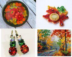 Autumn is coming by Marlena Rakoczy on Etsy--Pinned with TreasuryPin.com