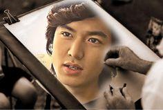 Lee Min Ho, korean style lead man actor : Gu Jun Pyo BOF
